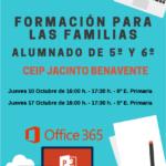 Poster_formacion_familias_Office365
