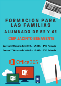 Poster_formacion_familias_Office365