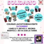 Poster_Mercadillo_solidario_KCNQ2